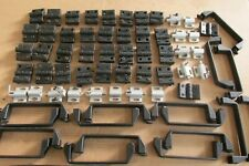 hinges, latches and handles 1 lot