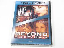 Black Rainbow + Beyond the City Limits - DVD ~ Rosanna Arquette - NEUF