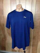 MEN'S UNDER ARMOUR HEAT GEAR SHORT SLEEVE SHIRT-SIZE: XXL