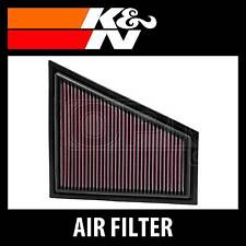 K&N 33-2963 High Flow Replacement Air Filter - K and N Original Performance Part