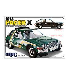 MPC #802 1/25 Scale 1978 AMC PACER X Plastic Model NEW