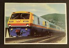 Mint Canada VIA Rail LRC Train Scarborough Ontario Real Color Picture Postcard