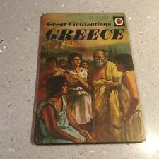 Vintage Ladybird Book - Series 561 - History - Great Civilizations Greece