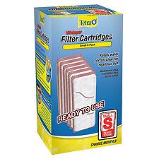 Tetra Whisper 6 Pack Small Size Bio-Bag Filter Cartridges