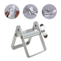 Stainless Metal Tool Extruder Paint Rollers Toothpaste Squeezer Oil Tube Wringer