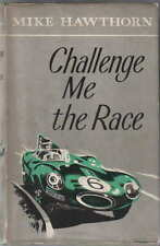 Challenge Me the Race Mike Hawthorn 1958 Motor Racing Grand Prix Riley Ferrari +