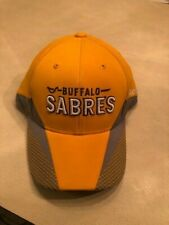 NHL~Buffalo Sabres Cap~Hat~Reebok~CENTER ICE COLLECTION~L/XL