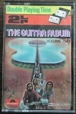 THE GUITAR ALBUM Volume 2        CASSETTE TAPE     (RETRO)    3575 023      (73)