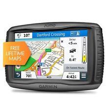 Garmin Zumo 595LM Motocicleta SAT NAV actualizaciones de mapas de por vida Reino Unido y Europa y tráfico