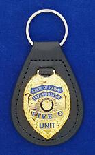Hawaii Five-0 Schlüsselanhänger (Leder) Badge