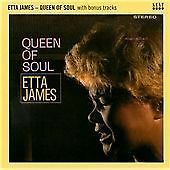 Etta James - Queen Of Soul With Bonus Tracks (CDKEND 377)