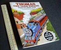 Thomas The Tank Engine Press-Out Model Book. Rev.W.Awdry/Ken Stott Artwork