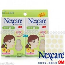 3M Nexcare Acne Care Dressing Pimple Stickers - 2 Sets 36 pcs Thinner 40%