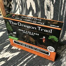 The Oregon Trail Hunt For Food Card Game - Family Game New SEALED