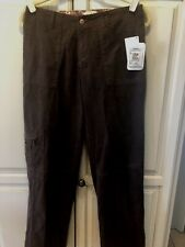 Adventura Clothing Women's Cargo Meredith Pant Size 4 NWT Organic Cotton Casual