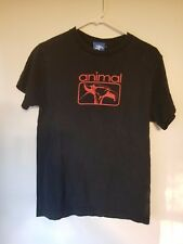 Animal Hamilton BMX T-Shirt - Mens Small - S - Bike