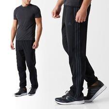New adidas Cool 365 Pants/Tracksuit/Jogging/Fleece Bottoms Mens Adults Black