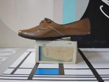 IRIS Schnürschuhe Halbschuhe 60er TRUE VINTAGE 70er shoes D-Sport Forms NOS OvP