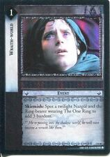 Lord Of The Rings CCG Foil Card MoM 2.R86 Wraith World