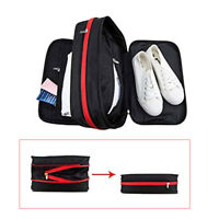 Travel Compress Storage Clothes Luggage Packing Organizer Bag Cube Waterproof