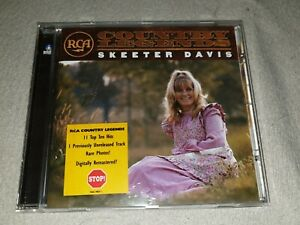 Skeeter Davis - RCA Country Legends - Cd
