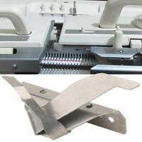 Espiga de guía de placa de deslizamiento para hermano Ribber máquina KR850//KR260 con Tuerca//Arandela
