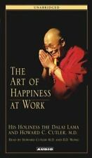 Art of Happiness at Work by Dalai Lama 4 Audio Cassettes