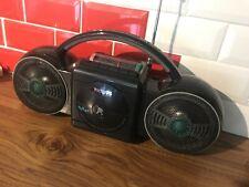 Philips Roller 2 Boombox Cassette Deck Radio