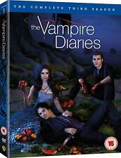 The Vampire Diaries: The Complete Season 3 All 22 Episodes (5 Disc Box Set)[DVD]