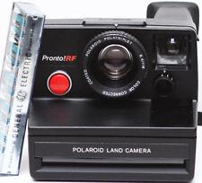 Polaroid Pronto RF SX-70 Film Camera with Flash Bar 1970s Fully Operational