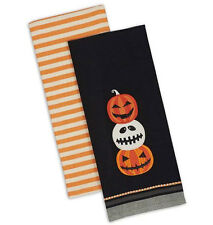 Halloween Jack O FAROL Embellecido Paño Juego