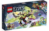 The Goblin King's Evil Dragon LEGO Elves Crystal Cave KIDS Construction set