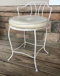 Vintage Vanity Seat Chair