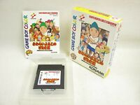 Gameboy Color Nintendo OWARAI YOWIKO NO GAME DOU Item ref/bcb gb