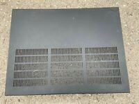Onkyo A-7 METAL TOP COVER Great Condition - Vintage Amplifier Part A-5 A-10? #2