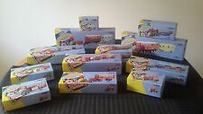 Mid 1990's Corgi Classics Chipperfields Circus - Full Set 12 Items.