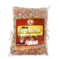 Retro Individually Wrapped Fruit Flavoured Mini Bon Bons Bonbon Hard Sweets