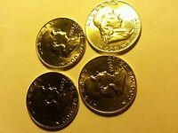 1953-D  Franklin Half Dollar half BU Uncirculated  (1 COIN)