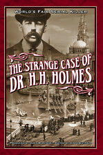 NEW Strange Case of Dr. H.H. Holmes Book - FREE SHIPPING