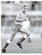 Original Press Photo Sheffield Wednesday David Reeves 1987/88 10x8 inch