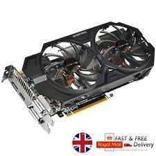 GIGABYTE GTX 760 2GB (GV-N760WF2OC-2GD) Graphics Card