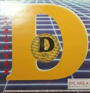 "Astroline Featuring DJ Bart-Take A Good Care 12"" Single.1997 DOMA 111.Trance."