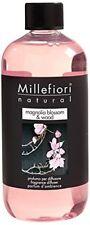 Millefiori Milano Ricarica 250ml Magnolia Blossom e Wood