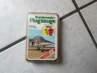 Bundeswehr-Flugzeuge -Quartett -  70 er Jahre- von ASS Nr. 3189/8  -top