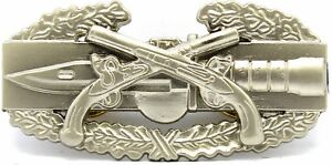 Military Police Combat Action Badge US Army MP CAB Pistols Insignia Pin