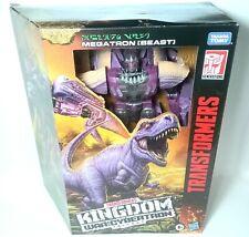 Transformers Generations War for Cybertron Kingdom Leader Megatron Action Figure