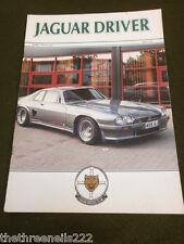 JAGUAR DRIVER #320 - MARCH 1987
