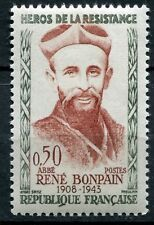 FRANCE TIMBRE NEUF N° 1252 ** ABBE RENEE BONPAIN