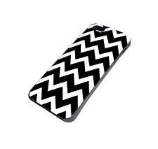 NEW BLACK AND WHITE SOFT PLASTIC APPLE IPHONE 5 5S  CASE SUPER FAST SHIPPING