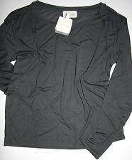 American Vintage Shirt Langarm  Theme Los Almos  Carbone size: M Neu